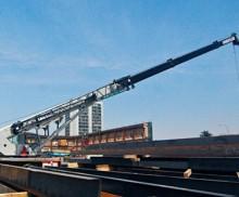 25-200 Ton Hydraulic Truck Cranes