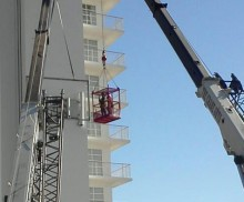 Your Telecom Specialists for crane rental service
