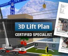 We are 3D Lift Plan Specialists!
