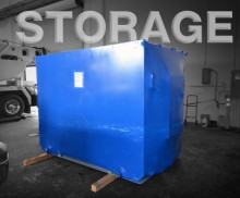 Equipment Storage That Can Handle It All