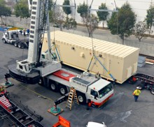 Going the Extra Mile on crane rental and rigging projects