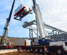 Large Crane Rental