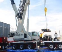 Crane, Rigging, and Flatbed Trucking Services