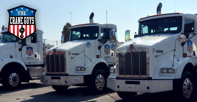 trucking service los angeles