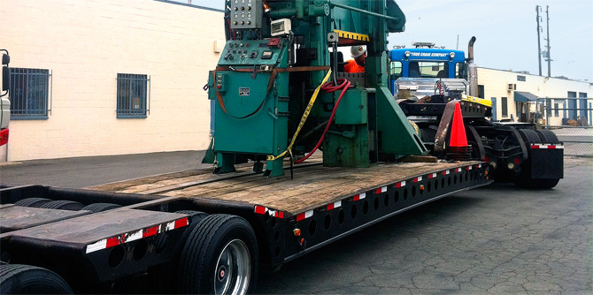 Best Flatbed Truck Rental In Southern California Crane Guys