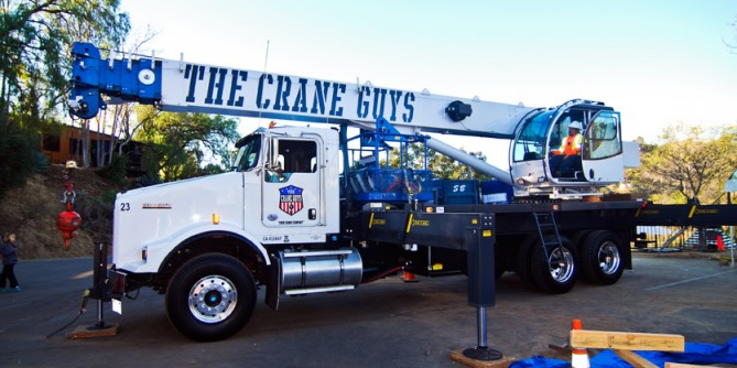 Crane Guys Commitment to Clean Air