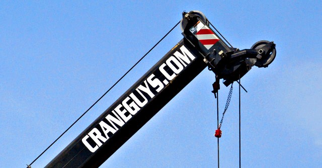 Los Angeles Crane Rental and Rigging That Rises Higher