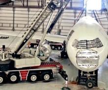 Crane rental service - Multi-crane lift