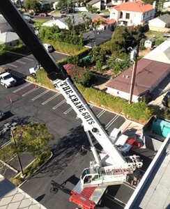 Emergency Crane Rental Services Los Angeles