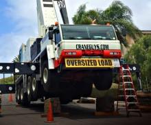 riverside hydraulic crane service