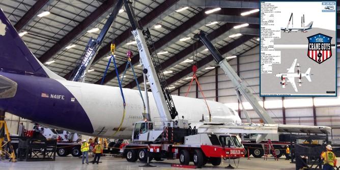 Crane 3D Lift Plan