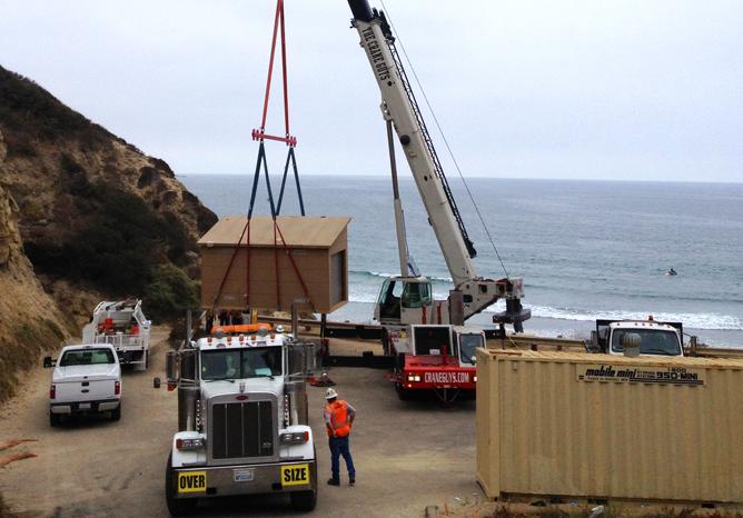 Crane 3D Lift Plan Service