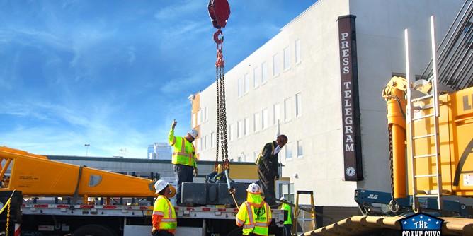 California's Crane Rental and Rigging Company