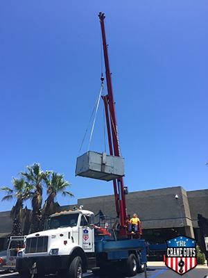 boom truck crane rental rates