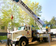 Industry Leading Boom Truck Rental Rates