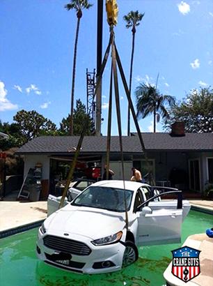 emergency crane rental service