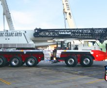 Crane Rental and Leasing Service