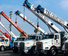40-Ton Crane Rental