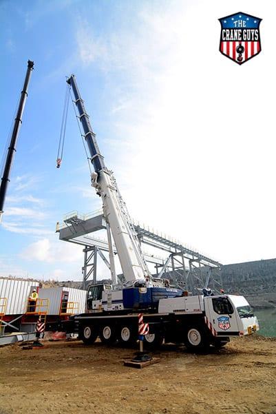 50 Ton Crane Rentals