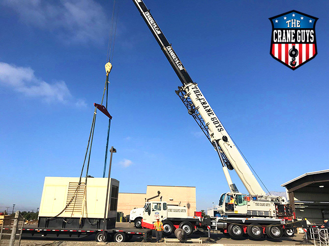 Best Crane Rental Services