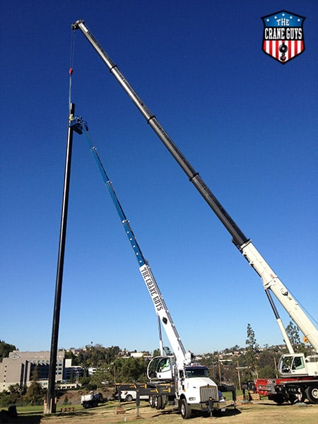 Boom Lift Truck Maneuverability