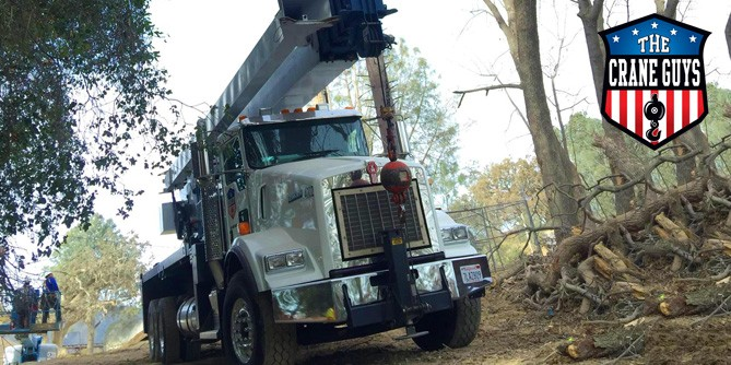 Boom Truck Crane Rentals Made Easy with The Crane Guys