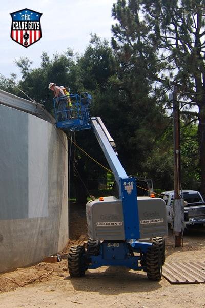 Bucket Truck Rental Service