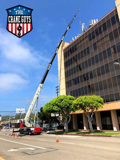 Commercial Crane Rentals