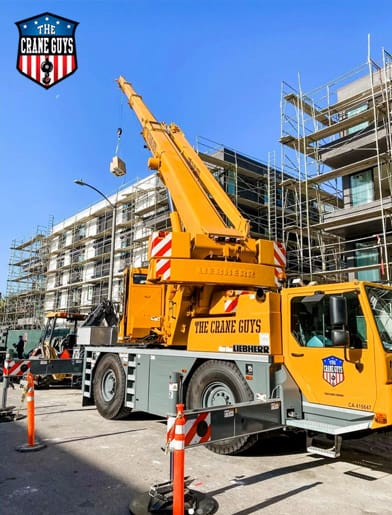 Crane Companies for Construction Service