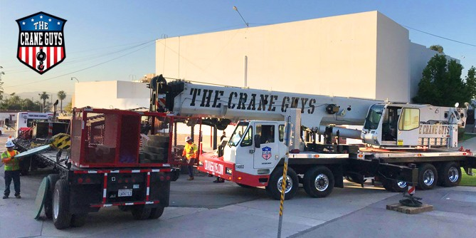 Crane Contracting Service
