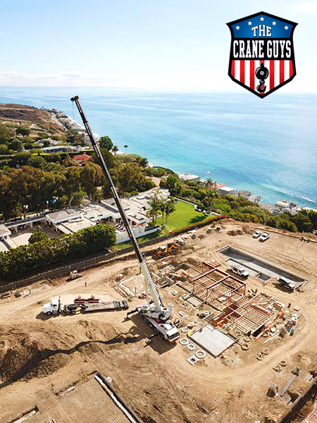 Crane Rental Cost Estimates • Planning • Permitting • Start