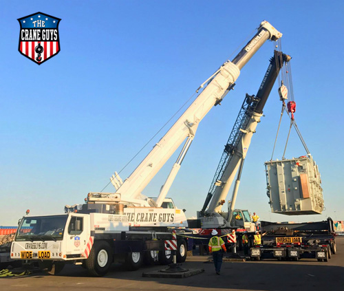 Crane Hoist Service