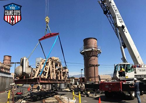Crane Installation Company Service
