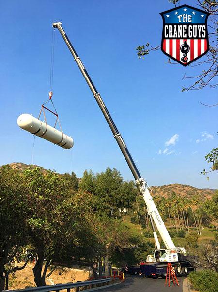 Crane Lift Planning