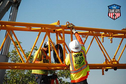 Crane Lift Rental Service