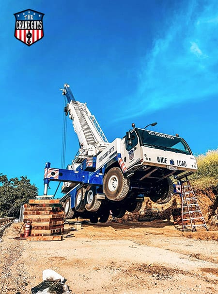 Crane Lift Service