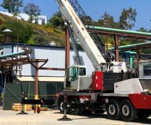 Crane Lift Services