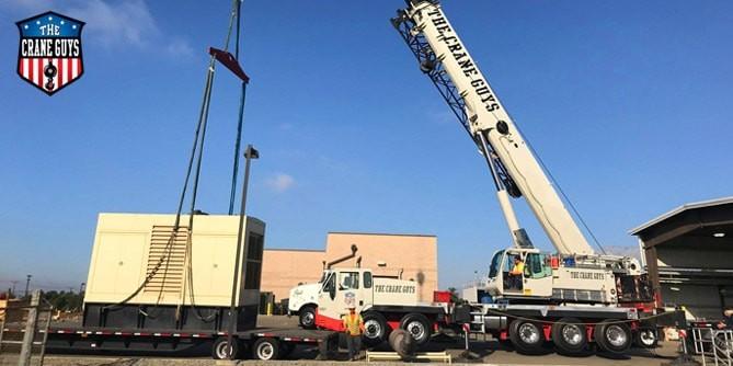 Crane Operator Service