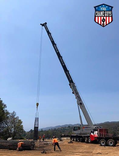 Crane Operator Services