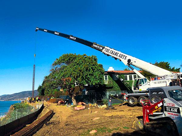 Crane Permits California