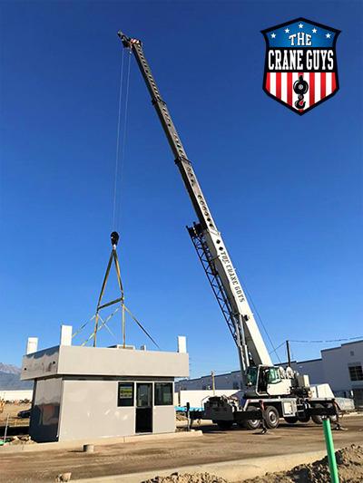 Crane Rental Agency Service