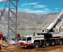 Crane Rentals California