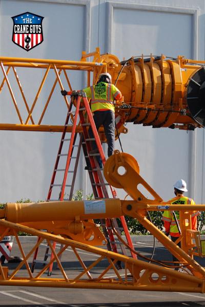 Crane Rental Contractors