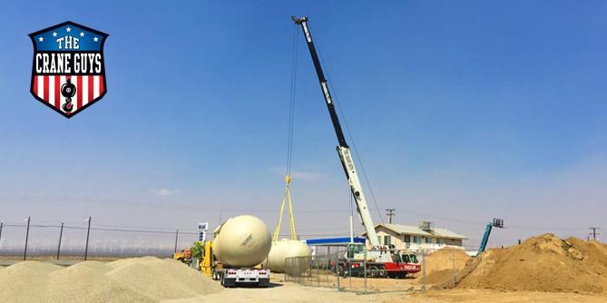 Crane Rental Cost Estimates