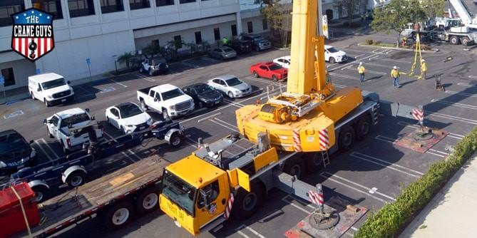 Crane Rental Near Me