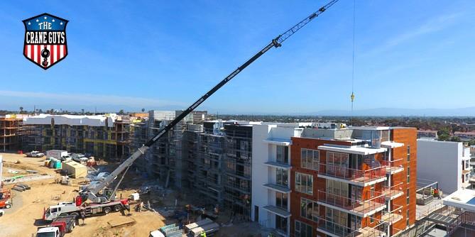 Crane Rental Quotes & Pricing