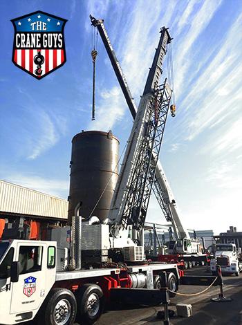 Crane Service Long Beach
