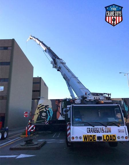Crane Services Near Me