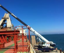 Crane and Operator