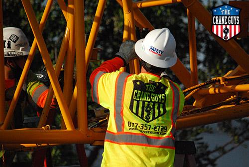 Crane and Rigging Full Service